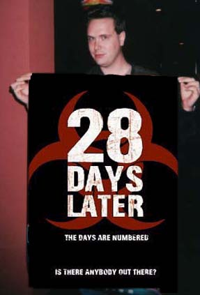 Click here for my review of the Film 28 Days Later!